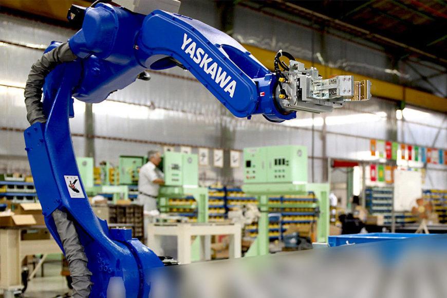 安川電機 産業ロボット